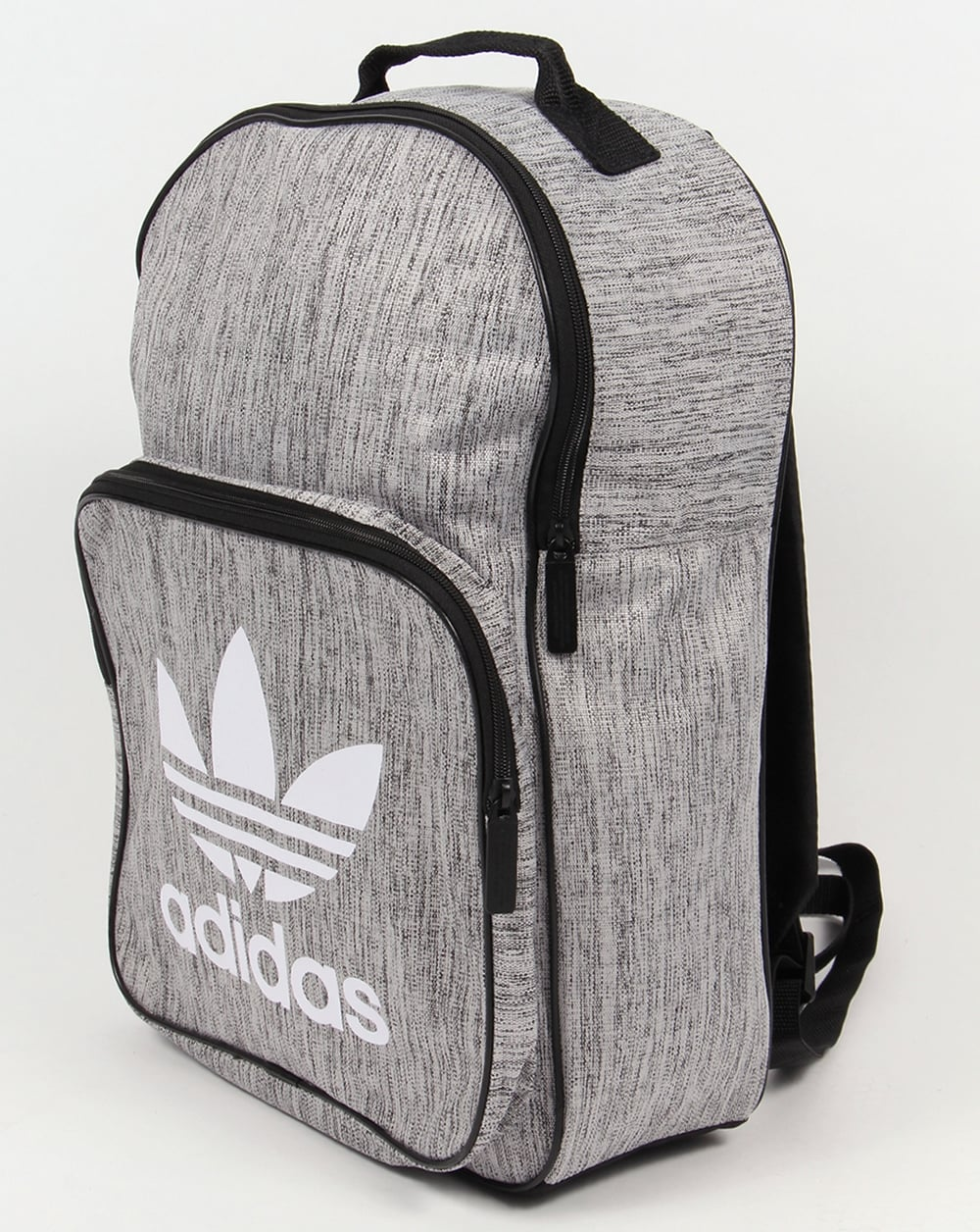 3cc6e5465b Adidas Originals Classic Backpack Black