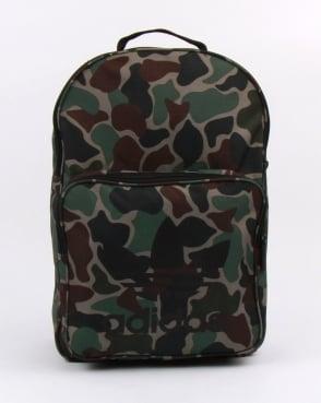 Adidas Originals Classic Backpack Camo