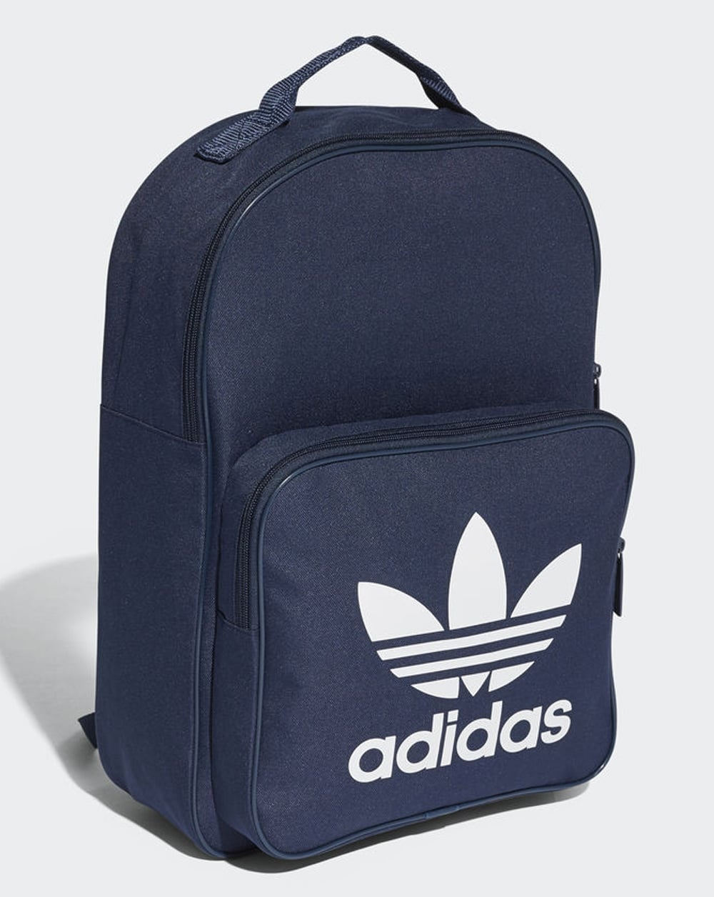 a7d23ab6c Adidas Originals Classic Trefoil Backpack Navy, padded, laptop pocket