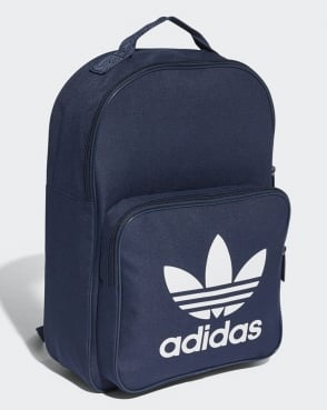 Adidas Originals Classic Trefoil Backpack Navy