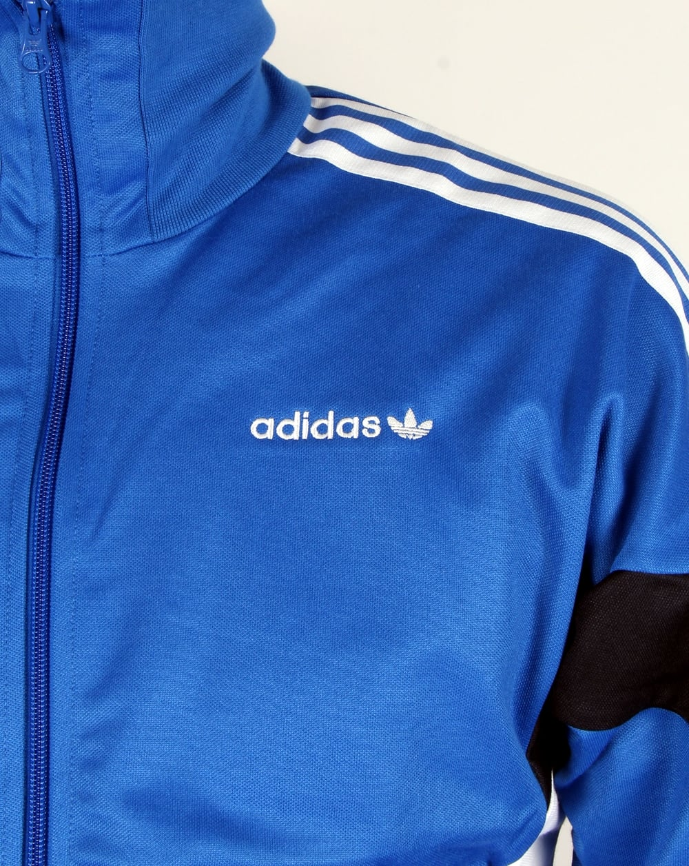 adidas originals clr84 track top blue men 39 s jacket. Black Bedroom Furniture Sets. Home Design Ideas