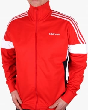 Adidas Originals Clr84 Track Top Core Red