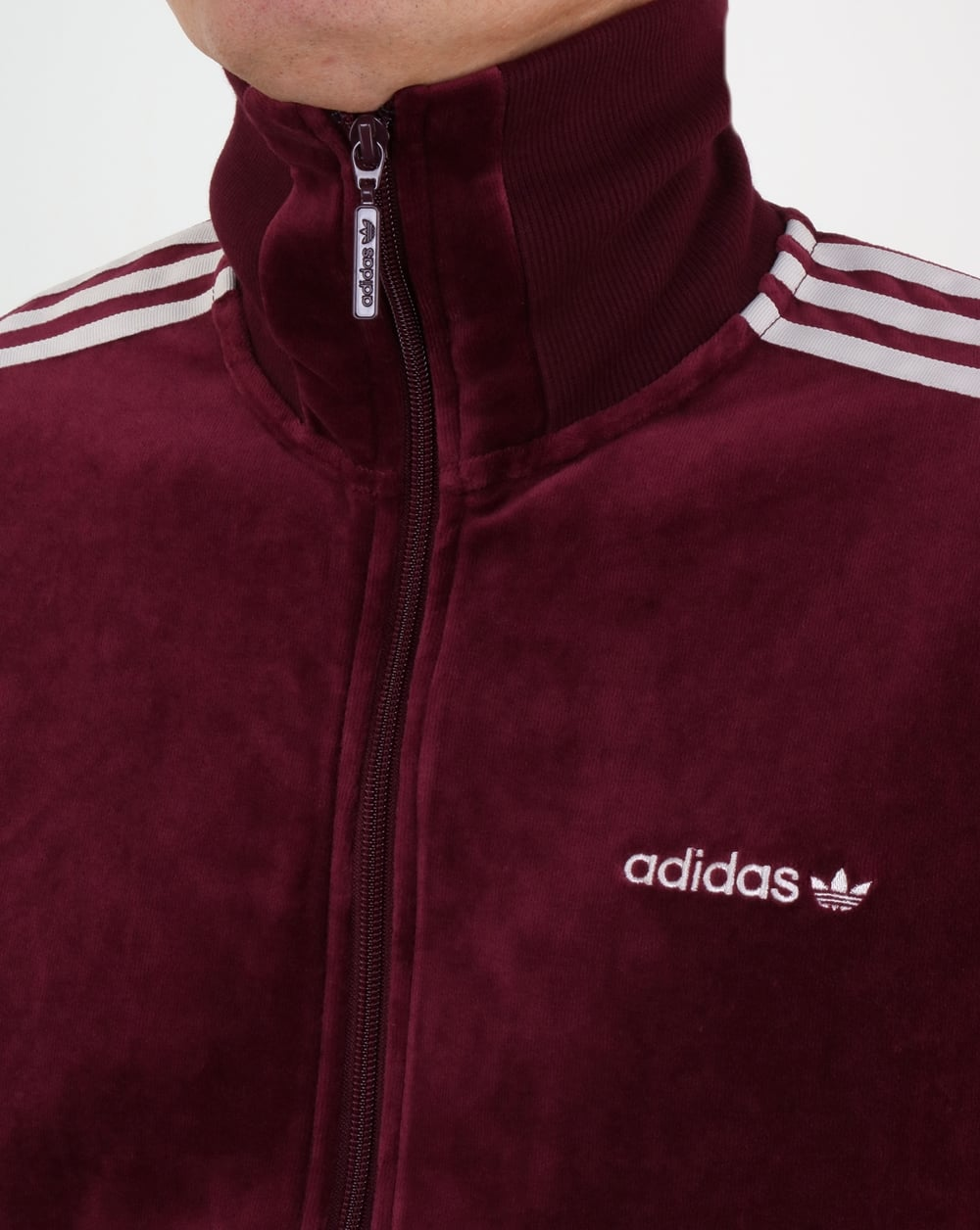 adidas originals clr84 track top maroon tracksuit jacket. Black Bedroom Furniture Sets. Home Design Ideas