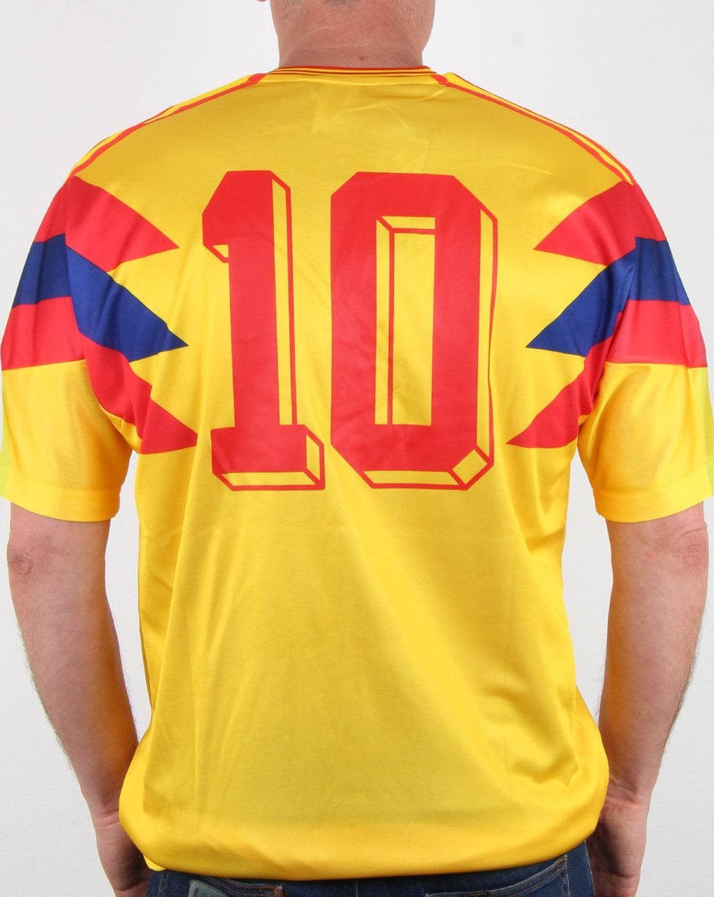 Adidas Originals Colombia Jersey Pure Yellow c04fa77cd