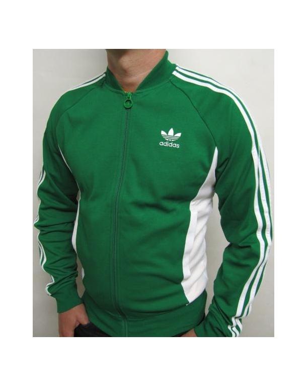adidas sweatsuit Green