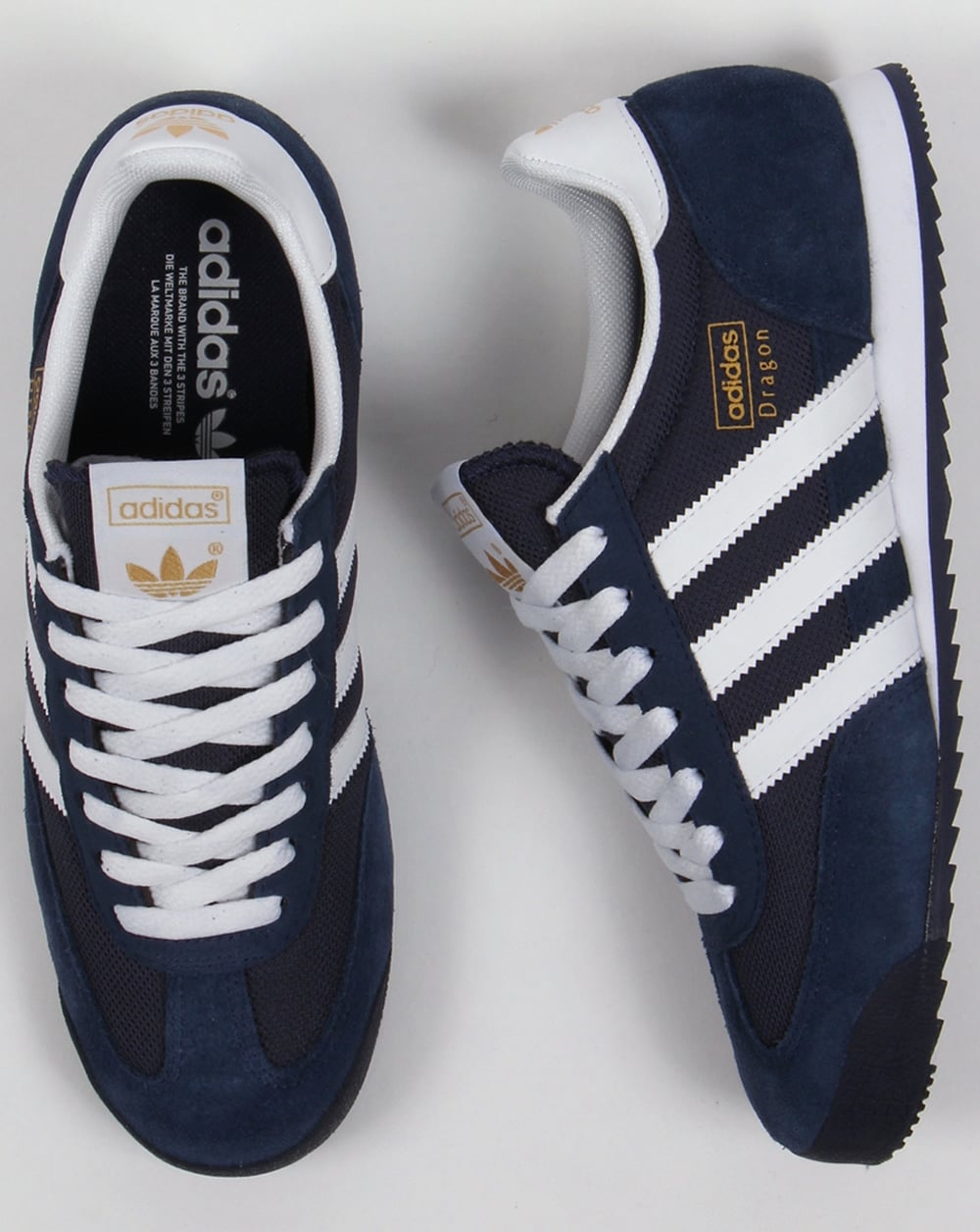 adidas dragon navy