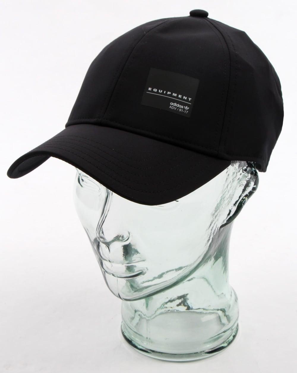 adidas Originals Adidas Originals Eqt Classic Cap Black white 40e7d8b0581