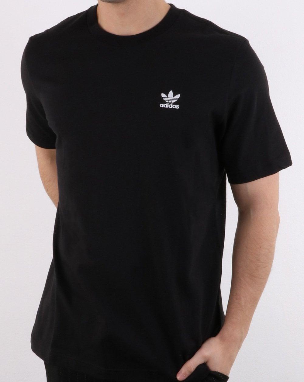 Adidas Originals Ess T Shirt Black