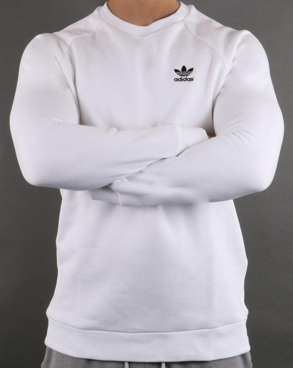 adidas Originals Mens Essential Crew Sweatshirt