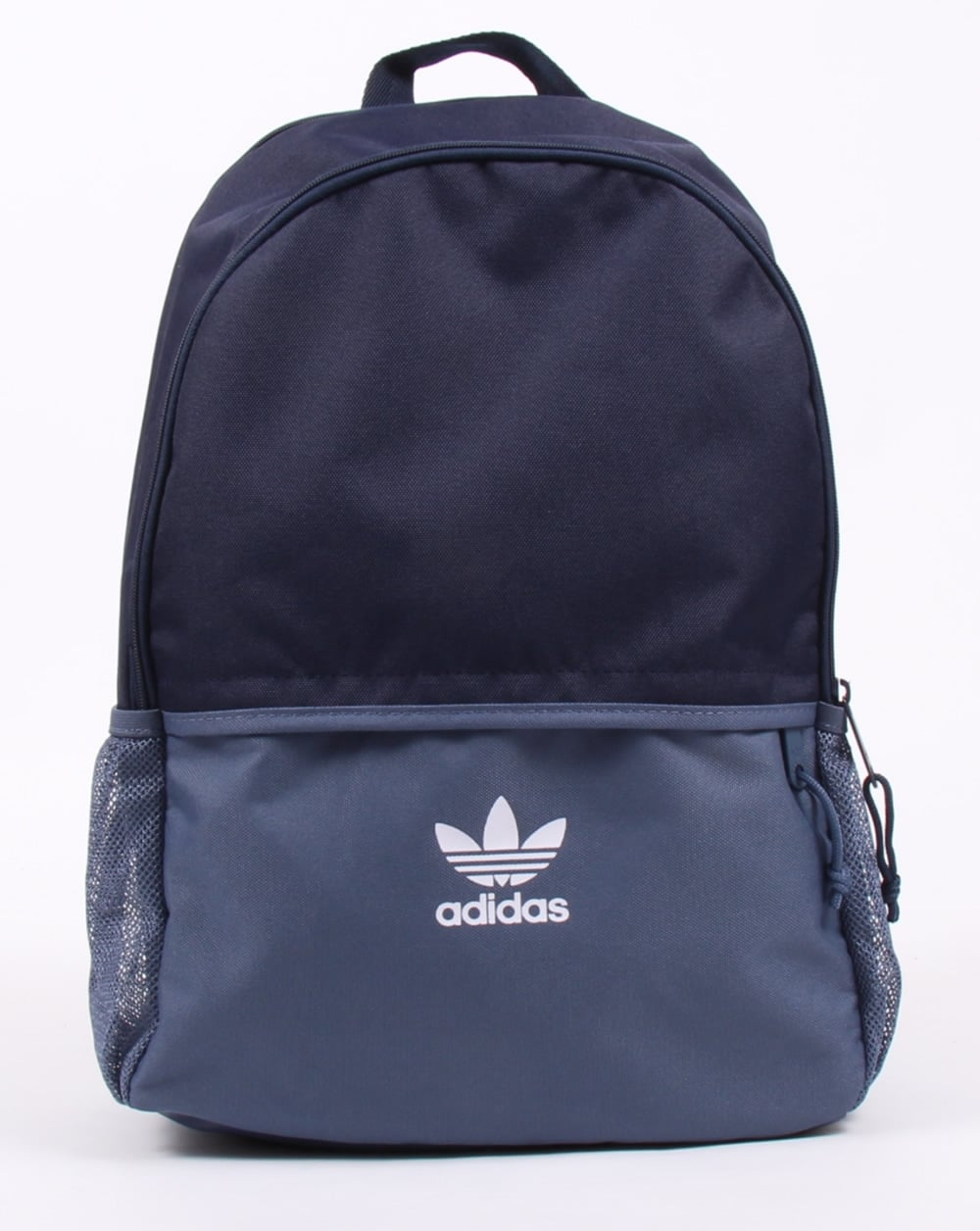 adidas originals essentials backpack navy bag. Black Bedroom Furniture Sets. Home Design Ideas