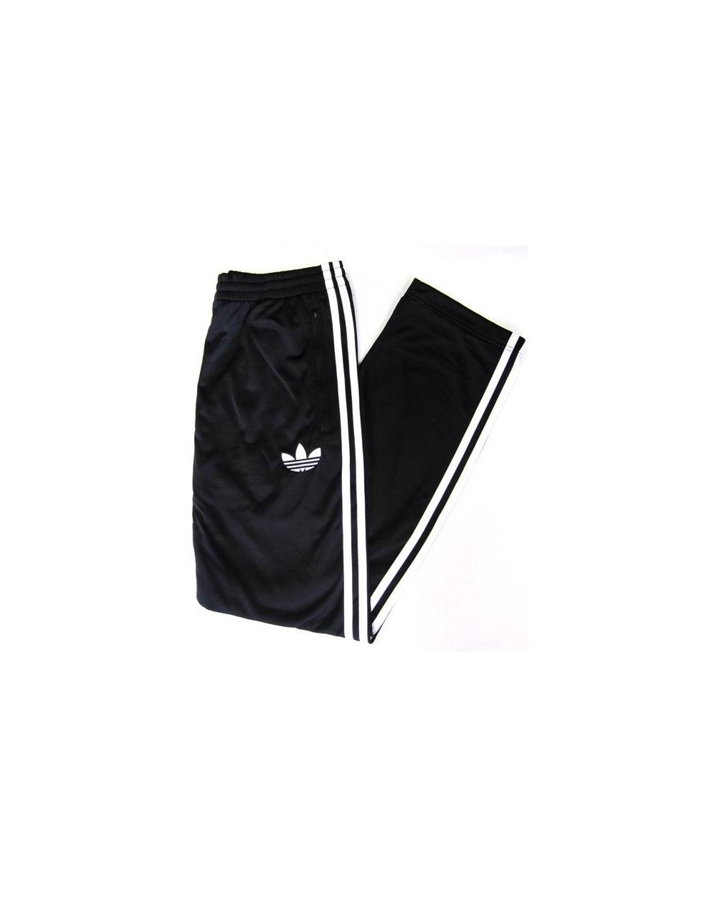 34d23fc6347d Adidas Originals Mens Firebird 3 Stripe Tracksuit Pants