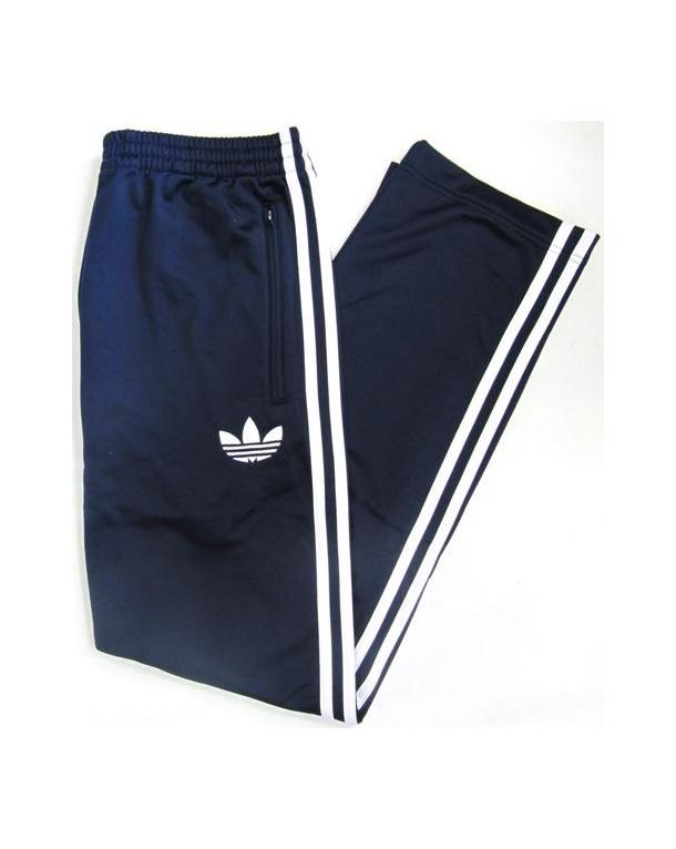 Adidas Originals Firebird Track Pants (bottoms) Navy/White