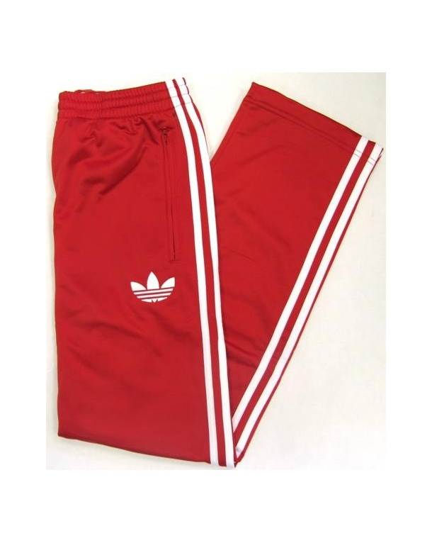 Adidas Originals Firebird Track Pants (bottoms) Red/white