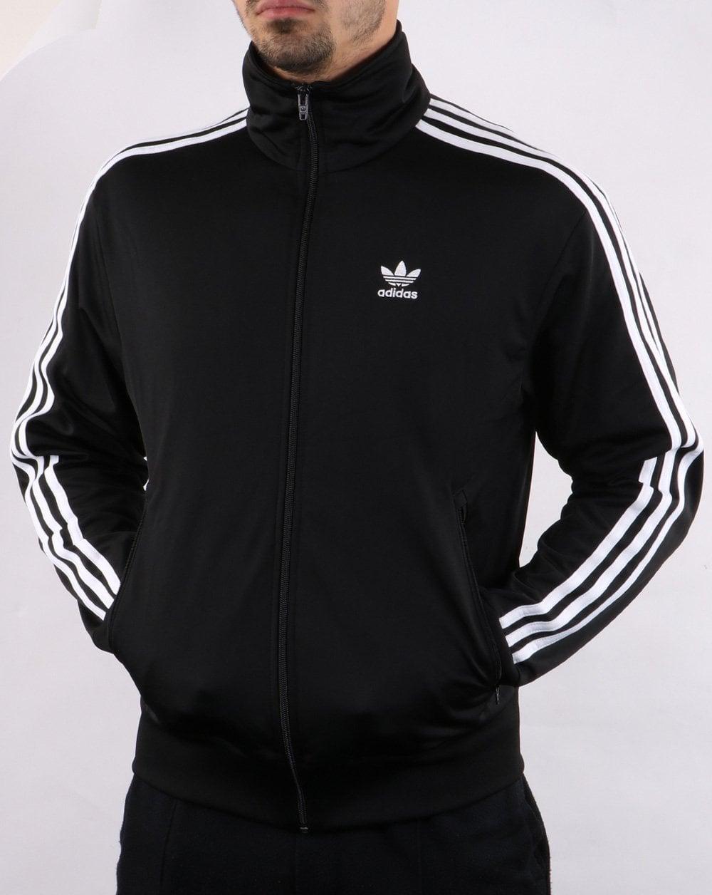 Adidas Originals Firebird Track Top Black