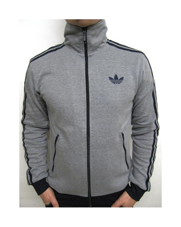 adidas firebird track top navy