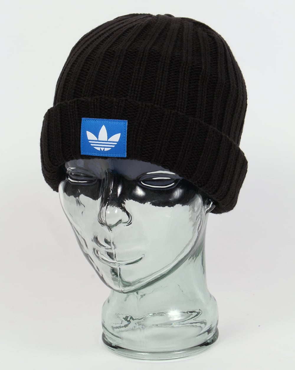 adidas Originals Adidas Originals FM Trefoil Beanie Black 6b3c0b13ac6