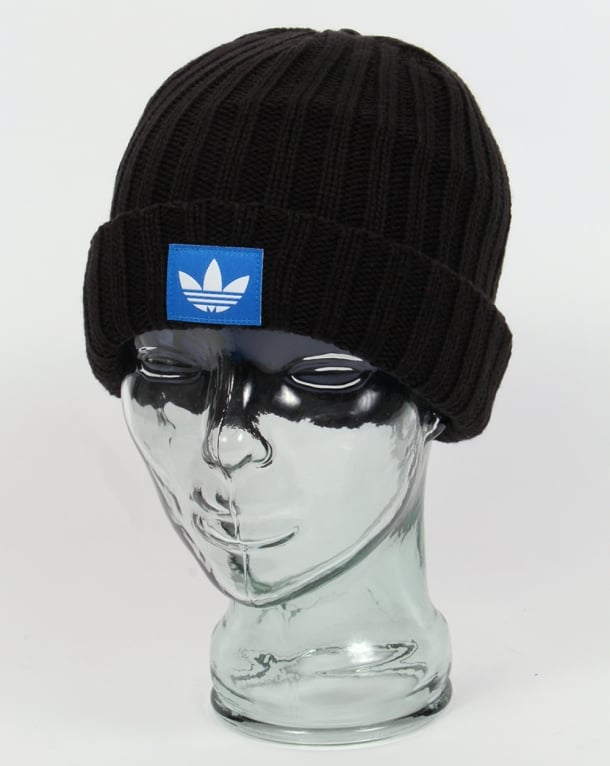 Adidas Originals FM Trefoil Beanie Black