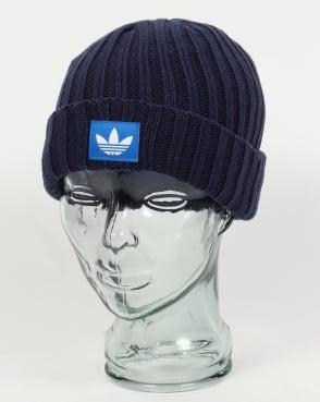 Adidas Originals FM Trefoil Beanie Navy