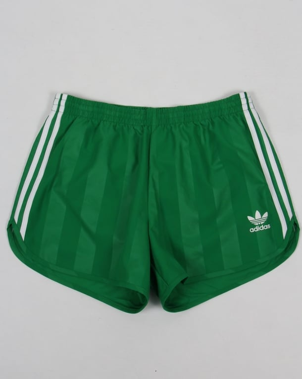 Adidas Originals Football Shorts Green