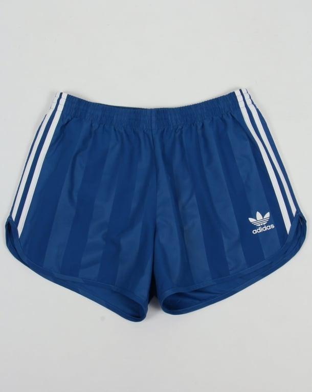 Adidas Originals Football Shorts Royal Blue - eqt