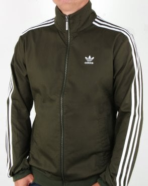 Adidas Originals Franz Beckenauer Track Top Night Cargo