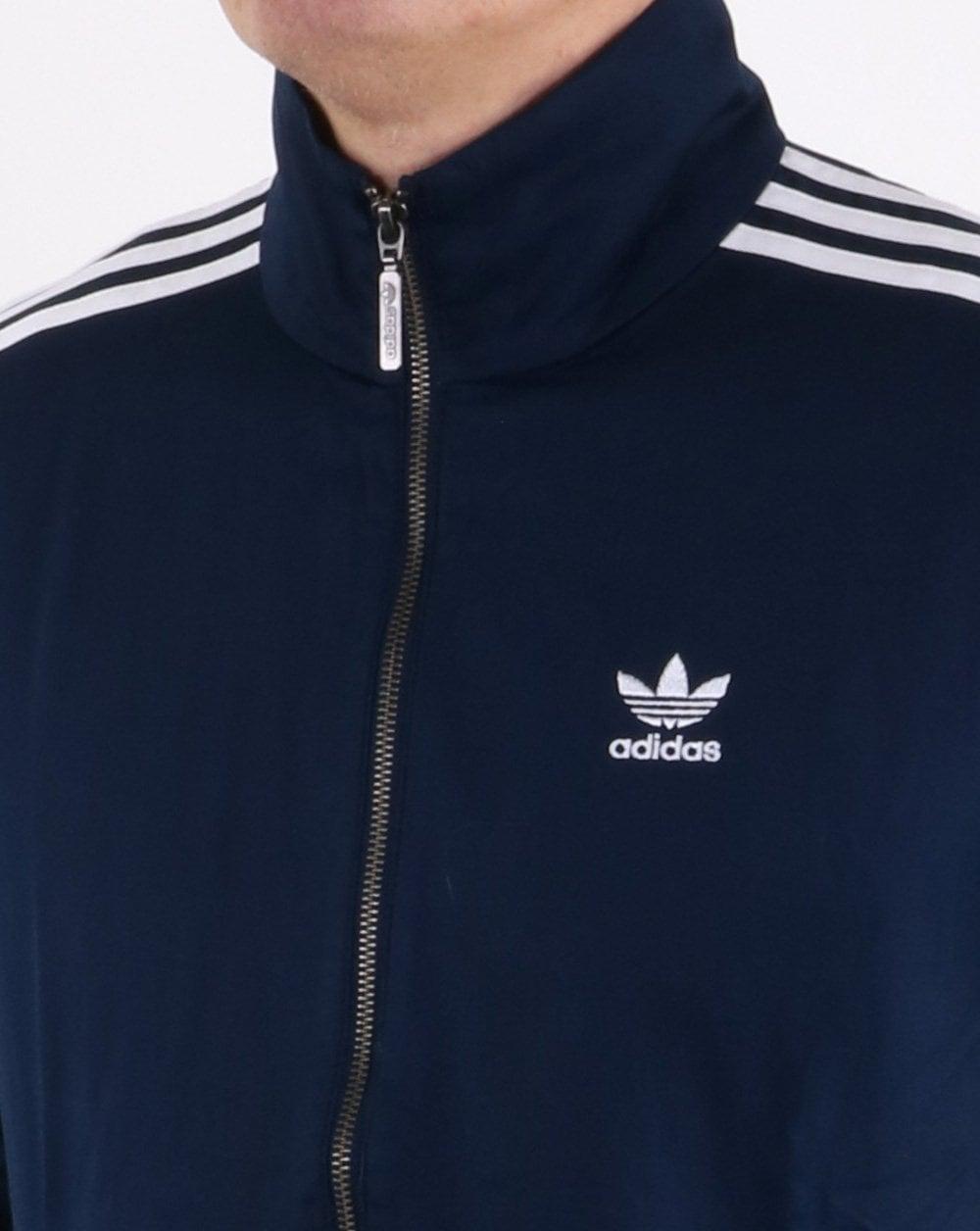 vendita usa online rivenditore all'ingrosso enorme sconto Adidas Originals Beckenbauer Track Top Navy | 80s casual classics