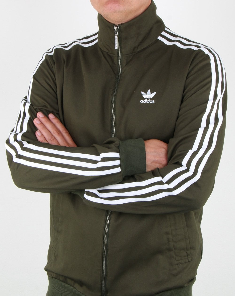 Adidas Originals Franz Beckenbauer Track Top Night Cargo e923247ae2