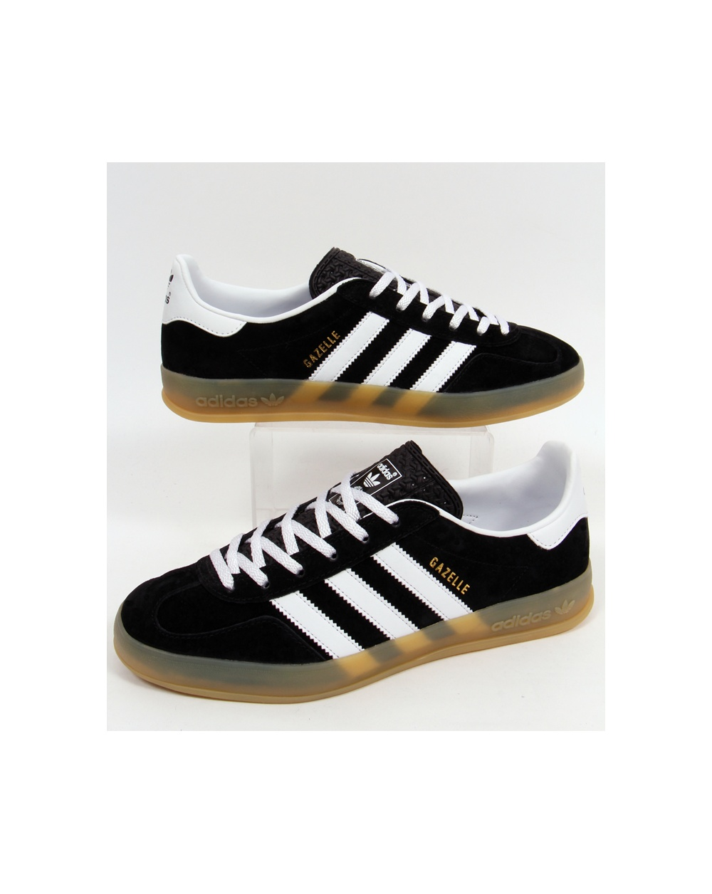 Buy cheap adidas gazelle indoor black and white >Up to OFF58 ...