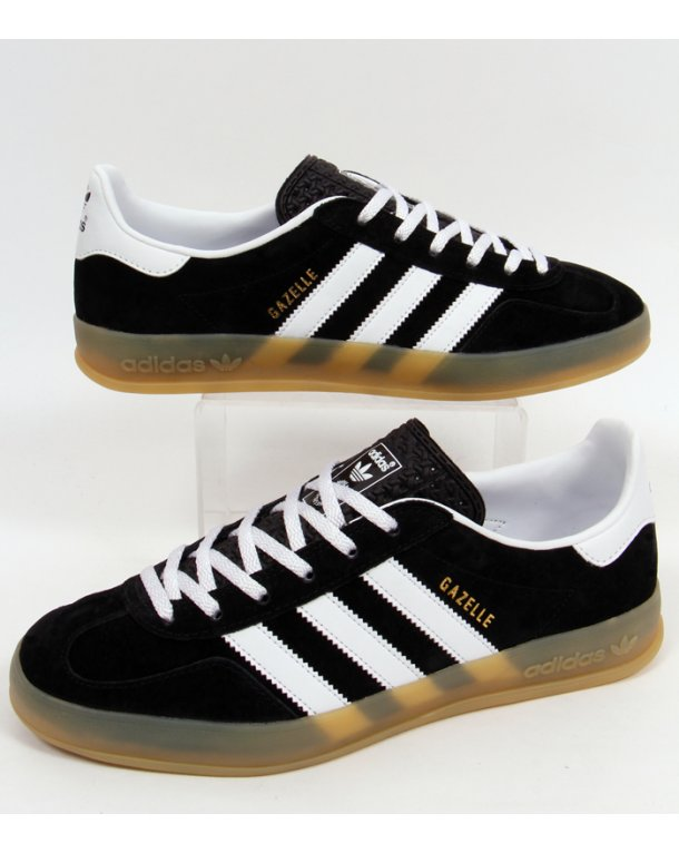 Adidas Originals Gazelle Black fawdingtonbmw.co.uk