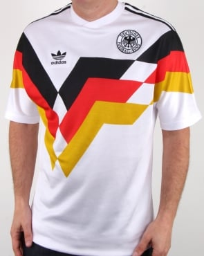 Adidas Originals Germany Jersey White