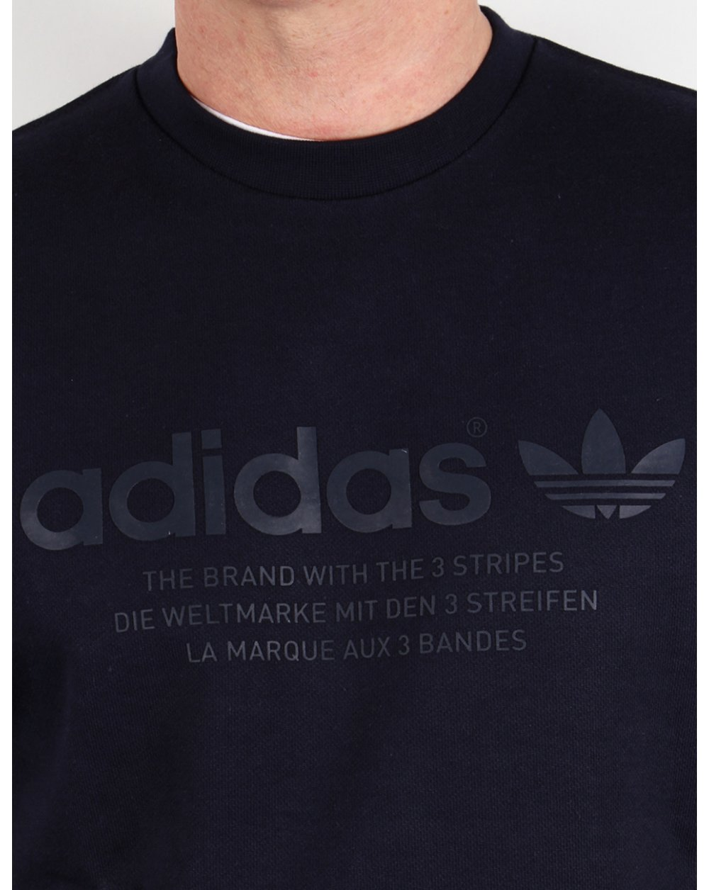 adidas originals the brand with the 3 stripes