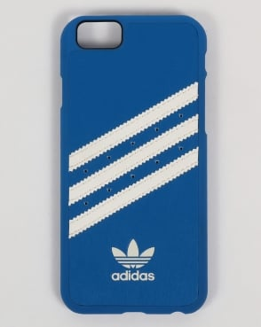 Adidas Originals Iphone 6 Moulded Case Bluebird Blue/white