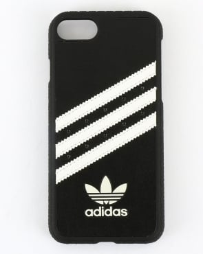 Adidas Originals iPhone 7 Moulded Case Black/White
