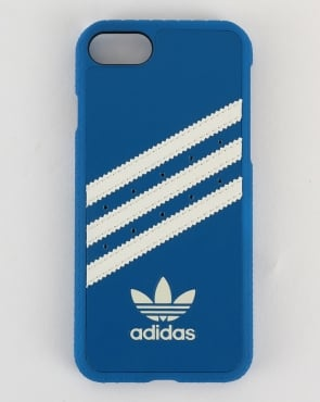 Adidas Originals Iphone 7 Moulded Case Bluebird Blue/white