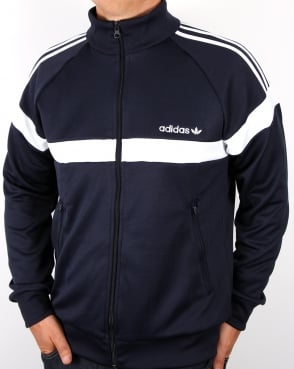 Adidas Originals Itasca Track Top Navy