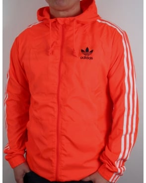 Adidas Originals Itasca Windbreaker Solar Red