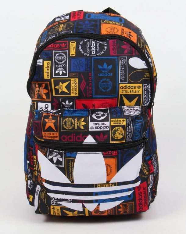 Adidas Originals Label Backpack Multi
