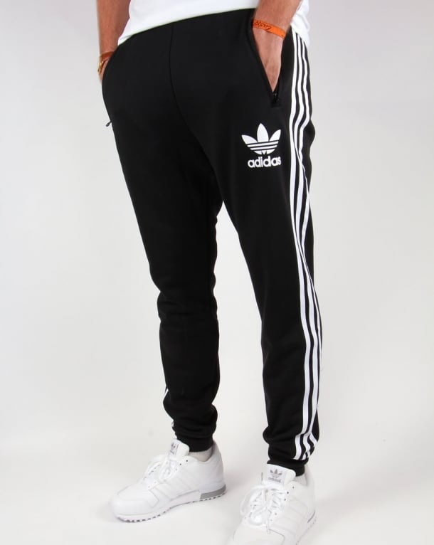 Adidas Originals Logo Track pants Black