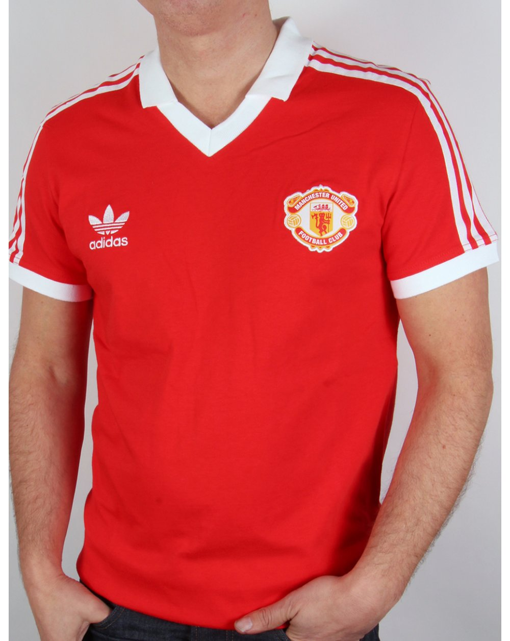 Manchester United Mens Shirt