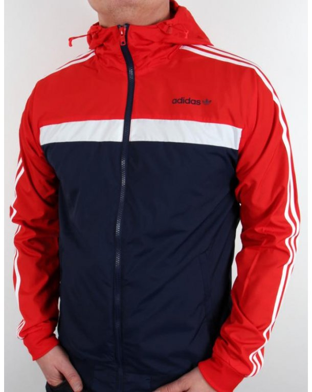 adidas originals waterproof jacket