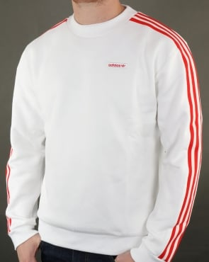 Adidas Originals Mdn Sweatshirt White