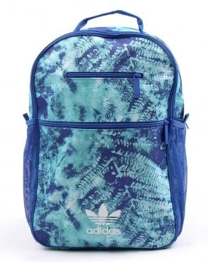 Adidas Originals Ob Backpack Blue
