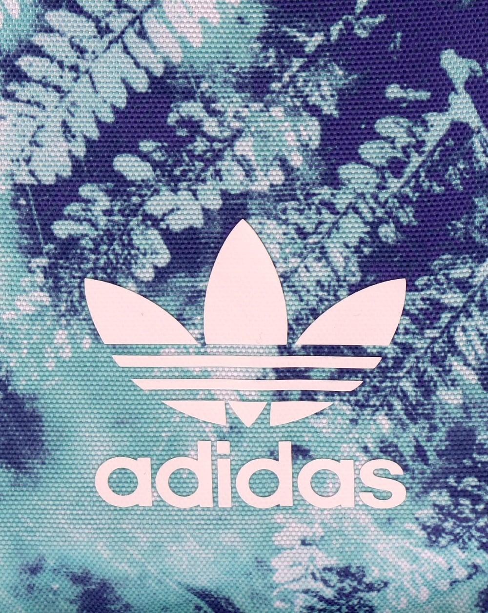 2be775677fd9 Adidas Originals Ob Backpack Blue