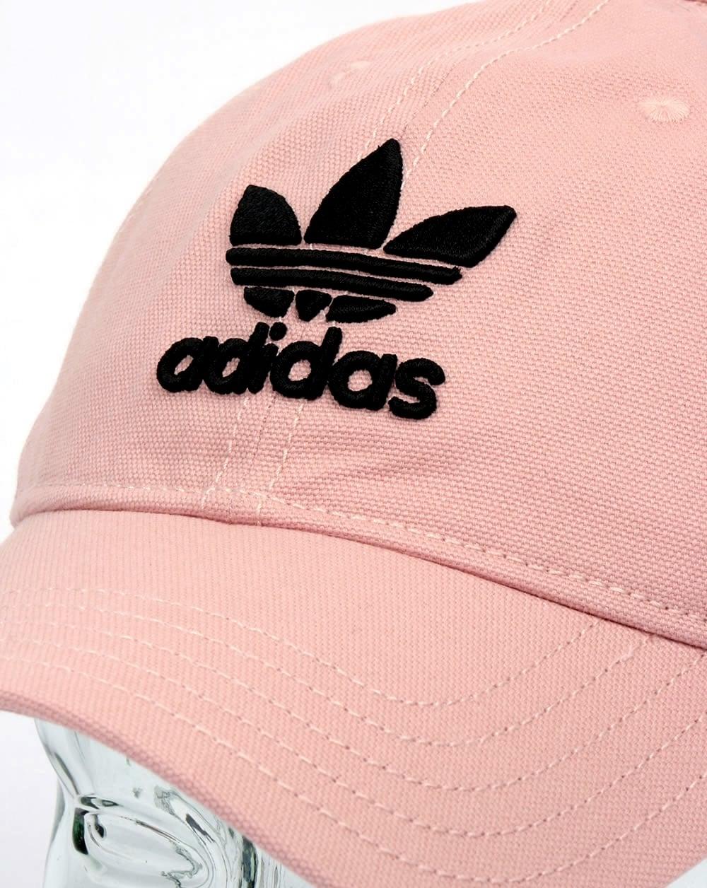e994f053321 Adidas Originals Ob Baseball Cap Vapour Pink