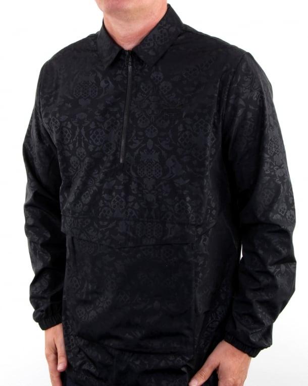 Adidas Originals Ob Coach Jacket Black