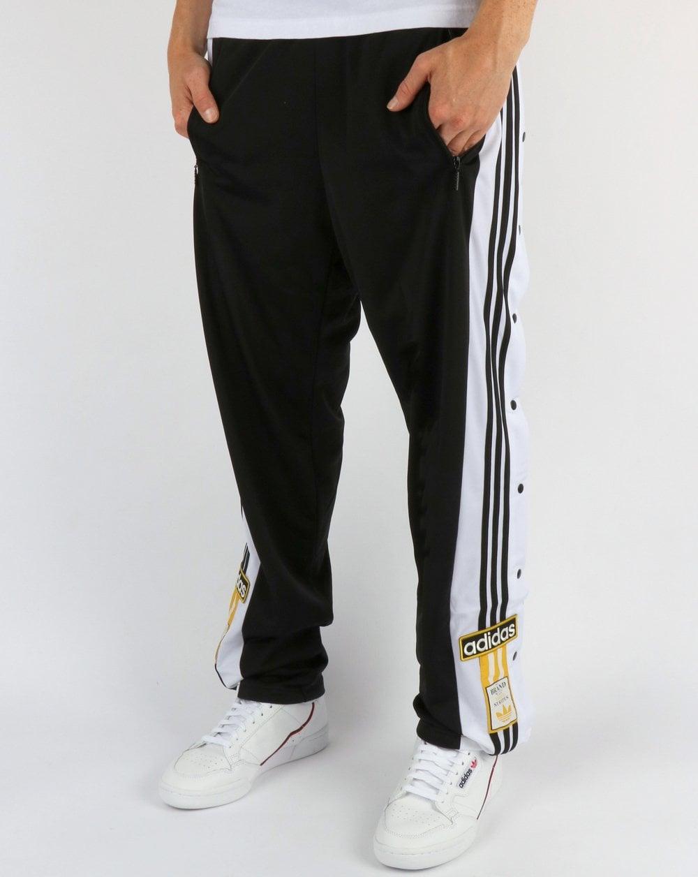 no sale tax various design official images Adidas Originals OG Adibreak Track Pants Black