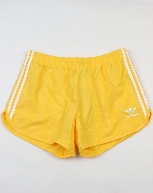 adidas originals football shorts spring yellowretroshiny