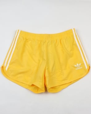 Adidas Originals Old Skool Shorts Citrus Yellow