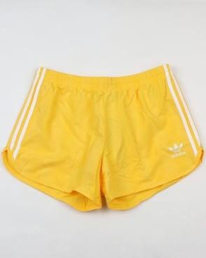 Adidas Originals Old Skool Shorts Citrus Yellow