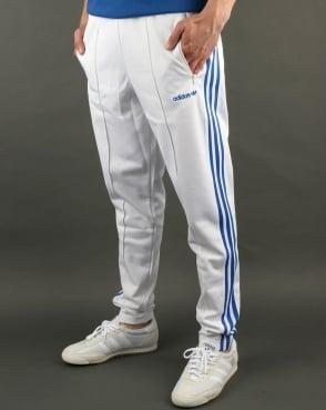 Adidas Originals OS Beckenbauer Track Pants White/Blue